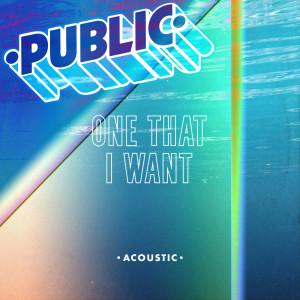 Public的專輯One That I Want (Acoustic)