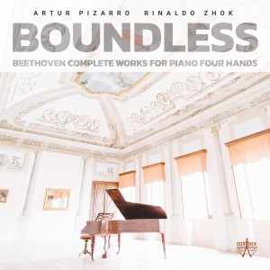 Artur Pizarro的專輯Boundless: Beethoven Complete Works for Piano Four Hands
