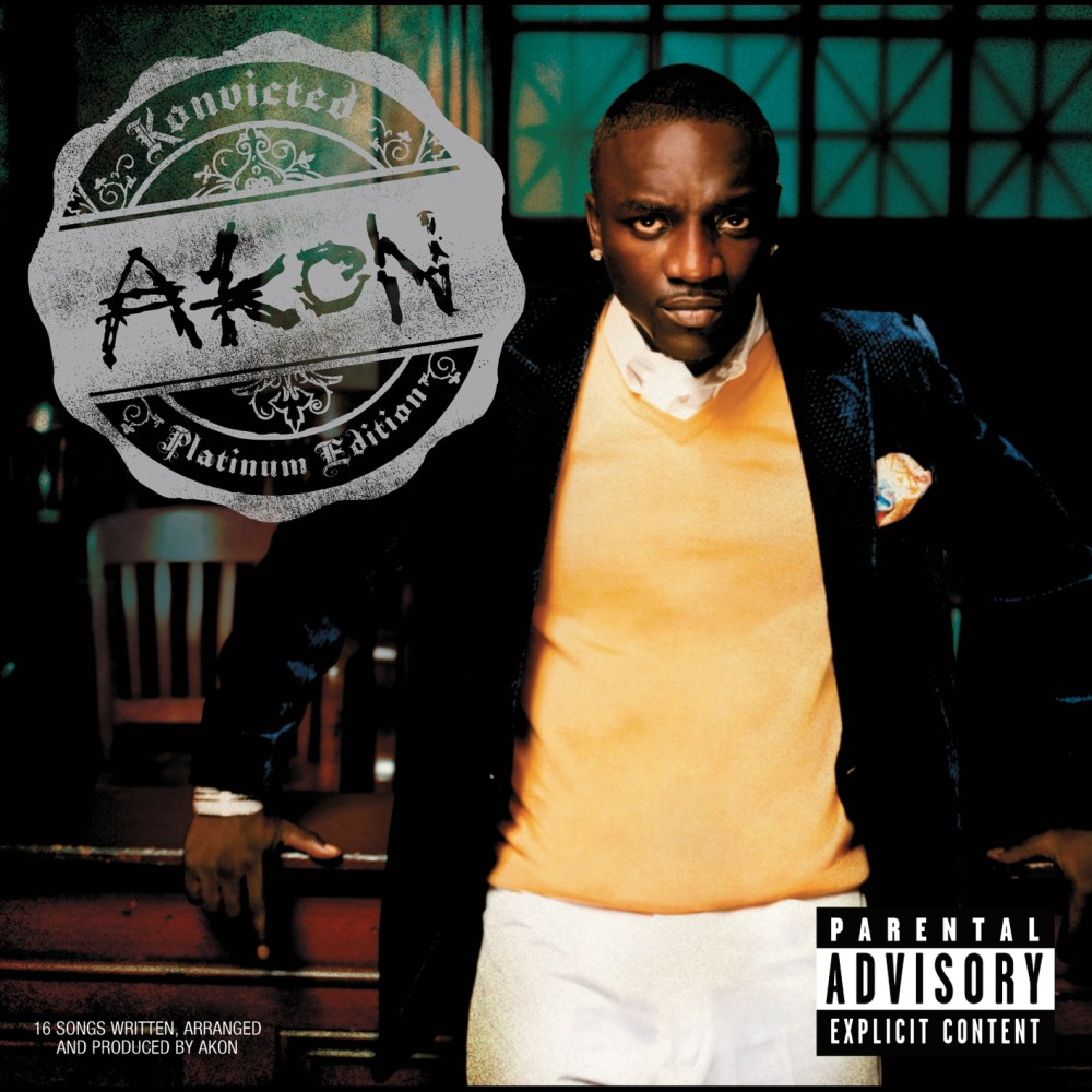 Shake Down 2008 Akon