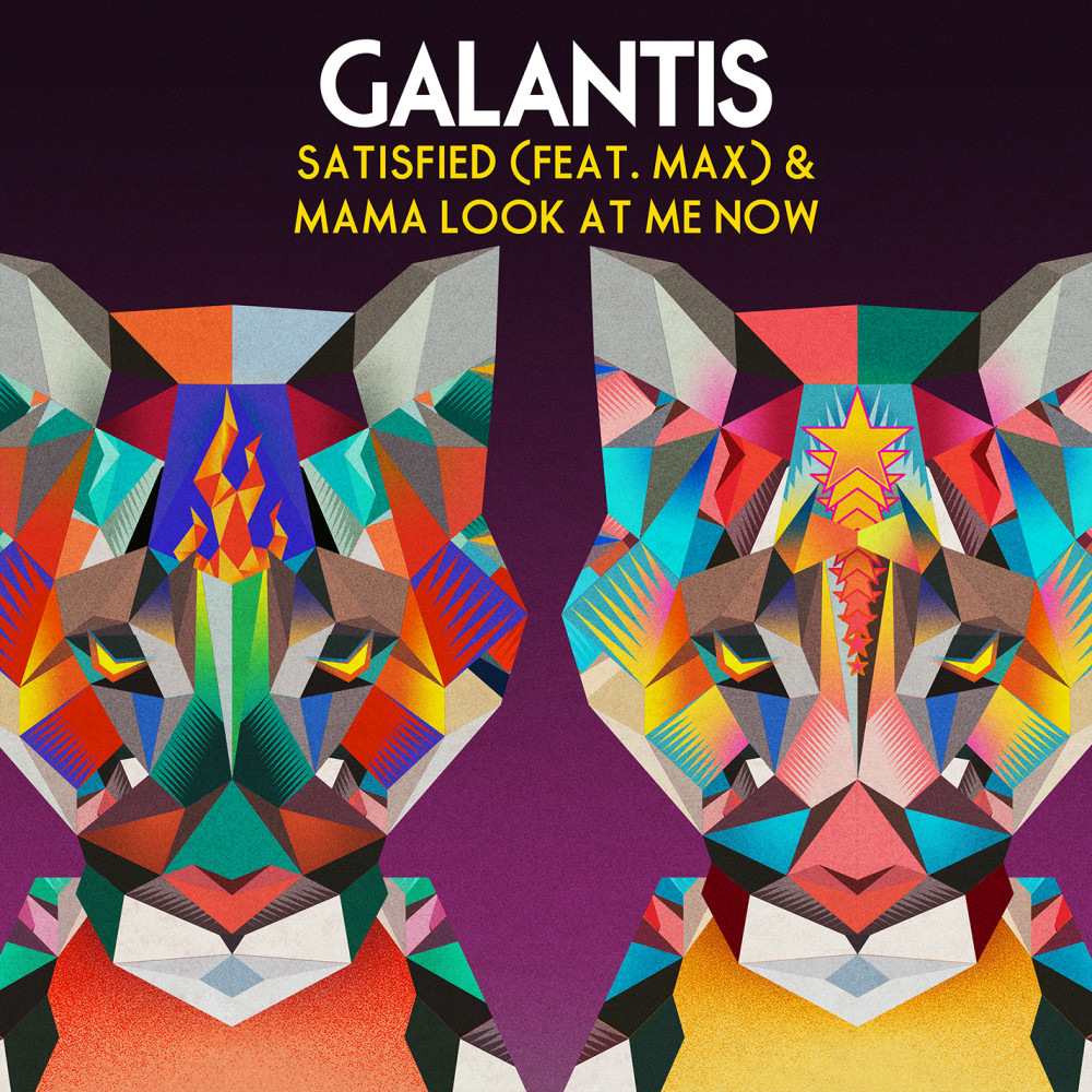 Satisfied (feat. MAX) 2018 Galantis; Max