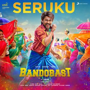 """Album Seruku (From """"Bandobast"""") from Harris Jayaraj"""