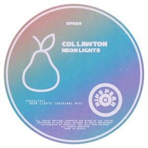 Album Neon Lights from Col Lawton