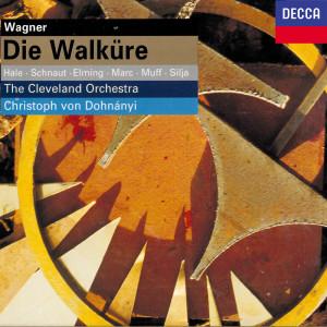 Christoph von Dohnanyi的專輯Wagner: Die Walküre