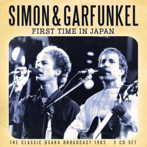 Simon & Garfunkel的專輯First Time In Japan