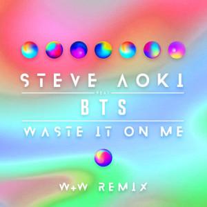 Steve Aoki的專輯Waste It On Me (W&W Remix)