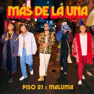 Album Más De La Una from Piso 21