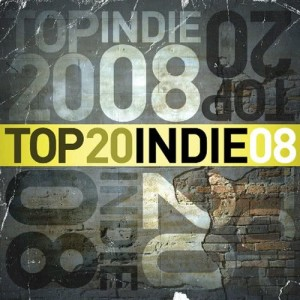 Album Top 20 Indie 08 from Various Artists