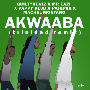 Machel Montano的專輯AKWAABA (Trinidad Remix)