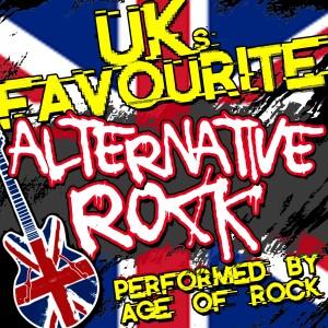 Album Uk's Favourite Alternative Rock from Age Of Rock