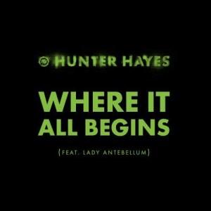 收聽Hunter Hayes的Where It All Begins (feat. Lady Antebellum)歌詞歌曲