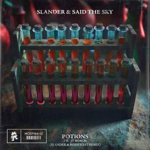 Album Potions from Slander