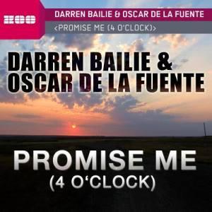 Album Promise Me [4 O'Clock] from Darren Bailie