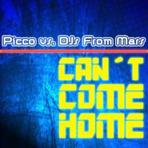 Album Can´t Come Home from Picco
