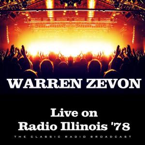 Album Live on Radio Illinois '78 from Warren Zevon