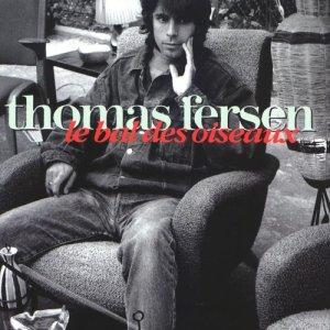Album Le bal des oiseaux from Thomas Fersen