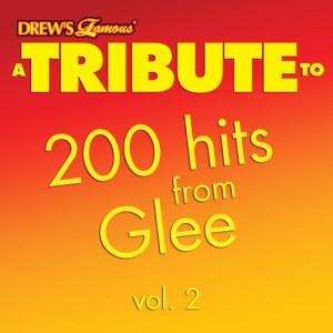 The Hit Crew的專輯A Tribute to 200 Hits from Glee, Vol. 2