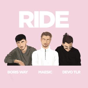 Album Ride from Maesic