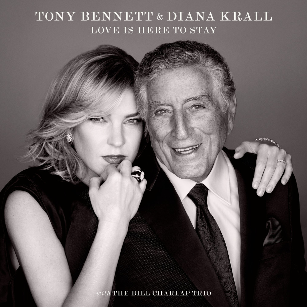 Nice Work If You Can Get It 2018 Tony Bennett; Diana Krall