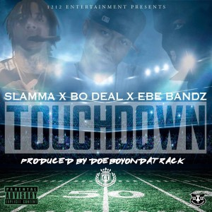 Album Touchdown from Bo Deal