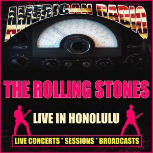 The Rolling Stones的專輯Live In Honolulu