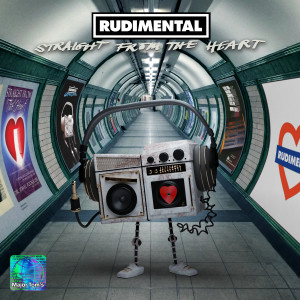Album Straight From The Heart (feat. Nørskov) from Rudimental