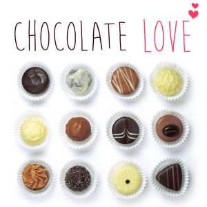 Chocolate Love 2016 Various Artists