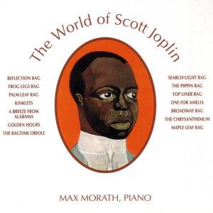 Album The World Of Scott Joplin from Max Morath