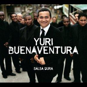Album Salsa Dura from Yuri Buenaventura