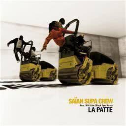 Album La Patte from Saian Supa Crew