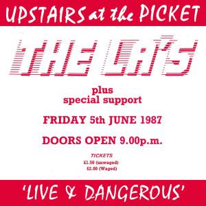 The La's的專輯Live & Dangerous (Live at the Picket 5/6/1987)