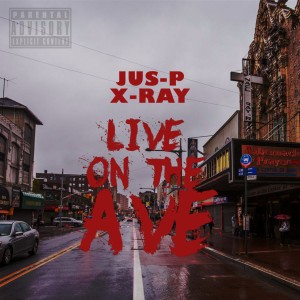 Album Live on the Ave (Explicit) from Jus-P