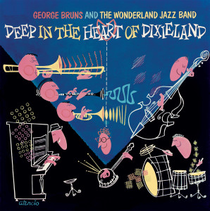 Album Deep in the Heart of Dixieland from George Bruns