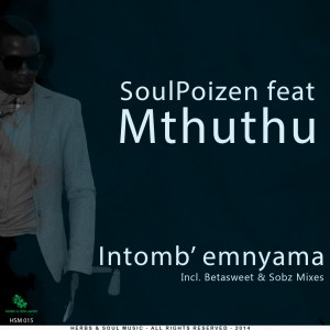Album Intomb' Emnyama from SoulPoizen