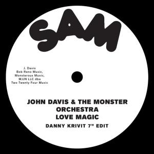 "Album Love Magic (Danny Krivit 7"" Edit) from John Davis & The Monster Orchestra"