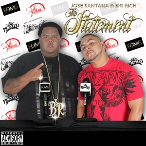 Album The Statement (Explicit) from Big Rich