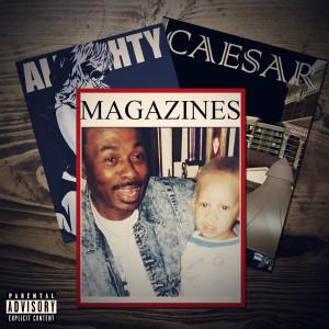 Album Magazines (Explicit) from almighty caesar
