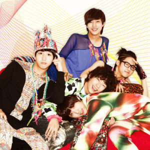 收聽B1A4的Fooool歌詞歌曲