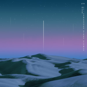 Album Moon from Vancouver Sleep Clinic