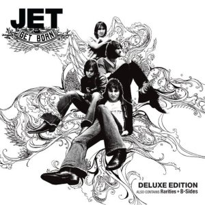 Album Get Born (Deluxe Edition) from Jet
