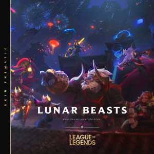 League Of Legends的專輯Lunar Beasts - 2021