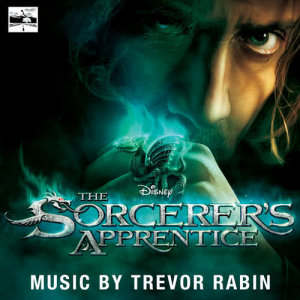 Album The Sorcerer's Apprentice from Trevor Rabin