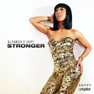 Album Stronger from DJ Pioneer