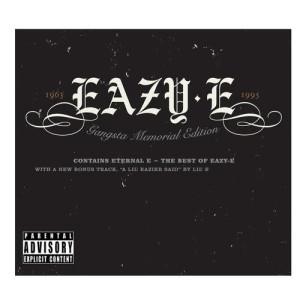 Album Gangsta Memorial from Eazy-E