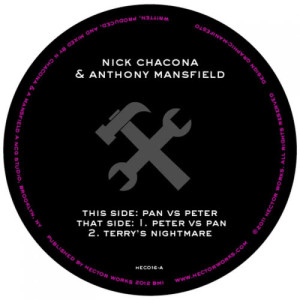 Album Peter vs Pan from Nick Chacona