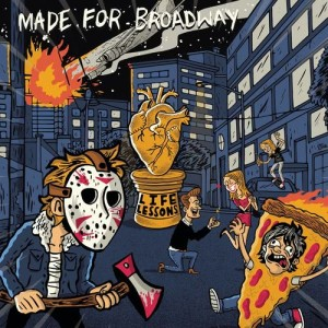 Album Life Lessons from Made for Broadway