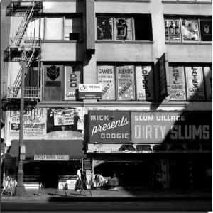 Album Dirty Slums (Explicit) from Slum Village