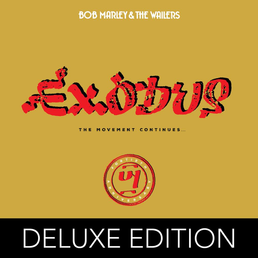 Exodus 2017 Bob Marley & The Wailers