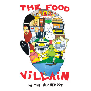 Album The Food Villain from The Alchemist