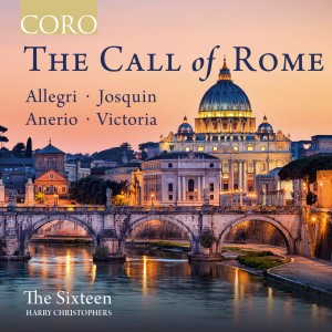 Album The Call of Rome from The Sixteen