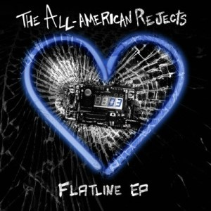 Album Flatline EP from The All American Rejects